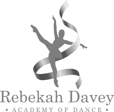 Rebekah Davey Academy of Dance Logo
